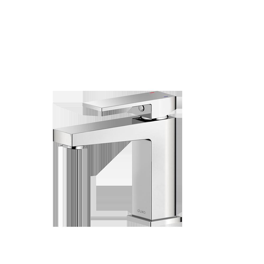 Forkrommet kran i moderne design fra Duxa