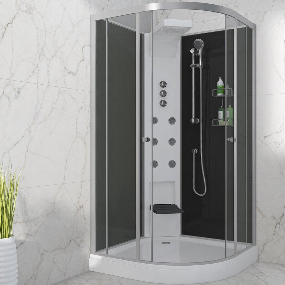 Dusj fra Duxa i moderne design til ditt bad