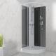 Moderne dusjkabinett til ditt bad fra Duxa