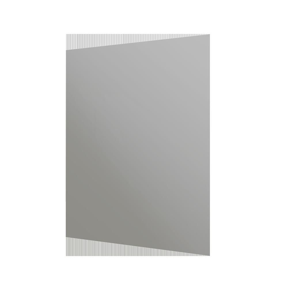 Speil med lys i et stilig design fra Duxa