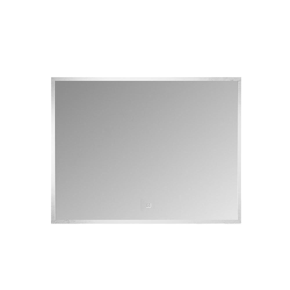 Speil med lys fra Duxa i moderne design