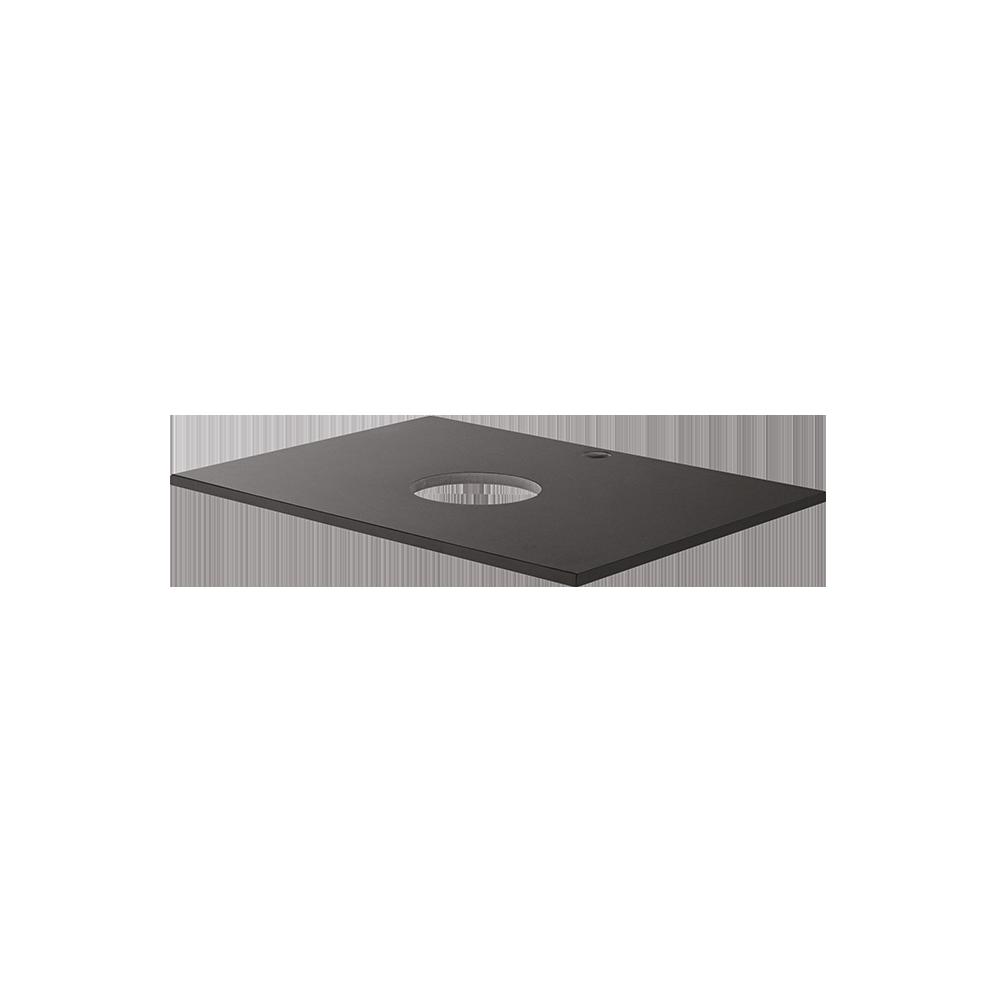 svart topplate fra Duxa