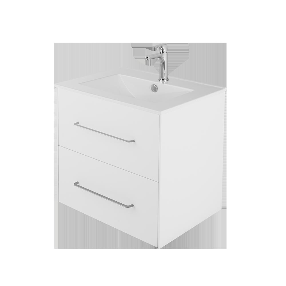 Ella baderomsmøbel med integrert vask